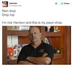 raindrop drop top. Wonderful Drop Rick Harrison On Raindrop Drop Top A