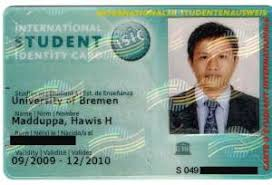Is Isic Your Middle Student My Name Passport The To Traveling World