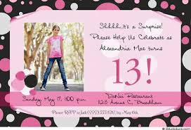 Free 13th Birthday Invitations Awesome Teenage Birthday Party Invitation Templates Pictures