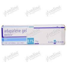 Aclene Gel Adaferin Gel 0 1 15 Gm Differin Adapalene Its
