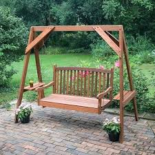 wooden swing plans porch swing plans with stand pic wooden baby swing diy