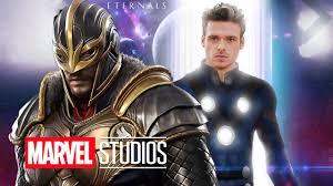 Avengers Eternals First Look Teaser and ...