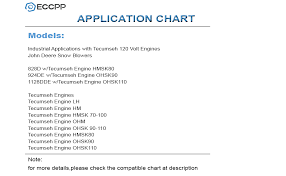 Eccpp New Starter Fit For Tecumseh Snowblower Ariens 72403600 120 Volt Ccw 16 Teeth 33329