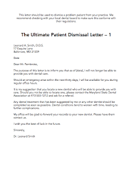 termination letter template letter of dismissal korest jovenesambientecas co