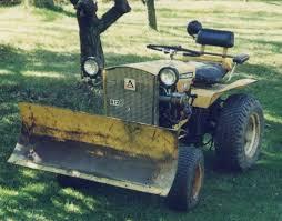 pictures of garden tractors allis chalmers allis chalmers