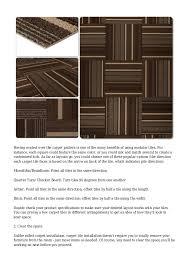 carpet tile installation patterns. 3. carpet tile installation patterns