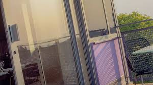 toughened safety glass in doors and windows replacing
