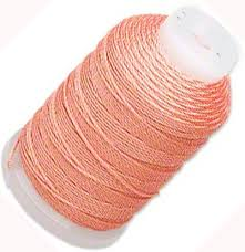 Superlon Thread Size Chart Simply Silk Beading Thick Thread Cord Size Fff 0 016 Inch 0 42mm Spool 92 Yards Compatible With Kumihimo Super Lon Tangerine 5166bs