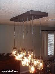 mason jar pendant light diy elegant chandelier otbsiu of picture outdoor canning lights vanity led under