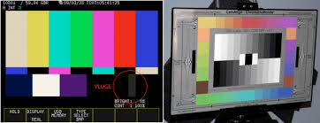 Color Fidelity Chart Figure 21 Camalign Chromadumonde Chart