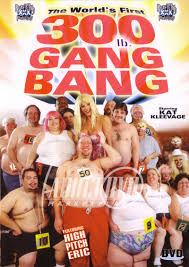 World s First 300 lb. Gang Bang The DVD Legend