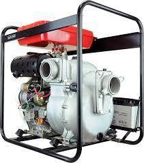 GoldMoto GM3DETP Dizel 3 Parmak Atık Su Pompası