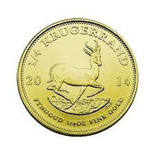 1 4 Oz South African Gold Krugerrand Coin For Sale At