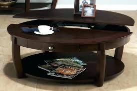 round coffee table with drawers projector coffee table projector coffee table amazing traditional round coffee table round coffee table with drawers