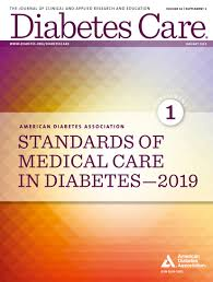 6 Glycemic Targets Standards Of Medical Care In Diabetes2019