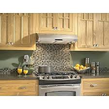 broan kitchen exhaust fan evolution 1 series inch stainless steel under cabinet range hood broan kitchen