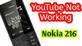 Youtube not working(fix downloading youtube app s uc browser app in nokia 216)nokia phones in hindi. Using Youtube On Nokia 216 No Buffering Youtube
