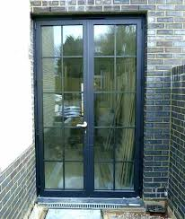 replacing sliding glass door with french door replace sliding glass door with french door french door
