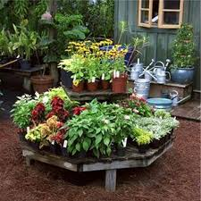 Small Picture Outside Garden Ideas Garden Design Ideas