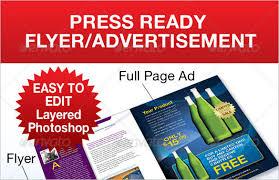 72 Advertising Design Templates Word Psd Ai Eps Free