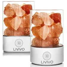 Salt Light Details About Livivo Himalayan Salt Lamp Colour Changing Led Crystal Salt Light Ioniser Usb
