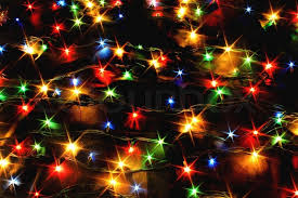 christmas lights backgrounds. Fine Backgrounds Xmas Background With Color Lights On The Black  Stock Photo  Colourbox For Christmas Lights Backgrounds U