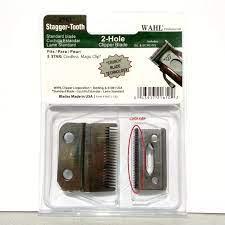Lưỡi Kép Tông Đơ Cắt Tóc Wahl - Lắp được nhiều dòng tông đơ barber