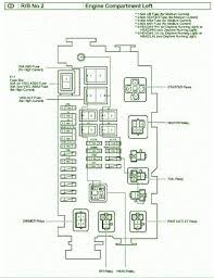2000 tacoma fuse box diagram 2000 wiring diagrams online
