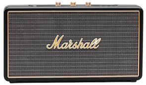 Купить <b>Портативная колонка Marshall</b> Stockwell Black по ...