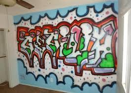 graffiti bedroom walls. custom graffiti bedroom wall art piece cecilia name phoenix arizona home house for sale real estate walls 2