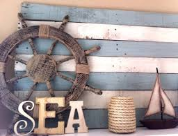 diy wood pallet decor ideas coastal
