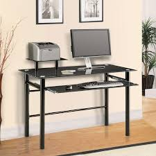view a larger image of the innovex black glass computer desk dp1042g29