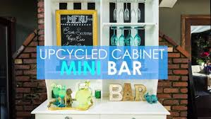 Beautiful mediterranean patio designs that will replenish your energy Outdoor Living Upcycled Bar Buffet Courtney Yasmineh Budgetfriendly Diys For Your Deck Or Patio Hgtvs Decorating
