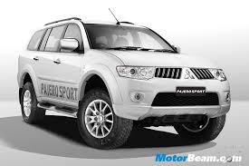 new car launches november 2014 indiaMitsubishi To Launch Pajero Sport 4x2 AT On 15th November