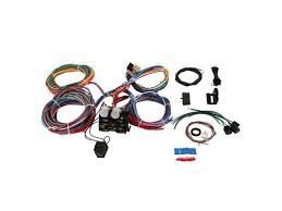 vevor ez wiring 12 circuit hot rod universal wiring harness muscle Car Wiring Harness Kits vevor ez wiring 12 circuit hot rod universal wiring harness muscle car street rod xl wires