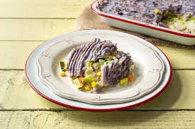 Easy Purple Potato Fish Pie Recipe ...