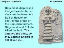 the epic of gilgamesh a reading lesson for kids