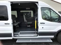 wheelchair lift for van. 2018 Ford Transit 250 Rear Wheelchair Lift For Van T
