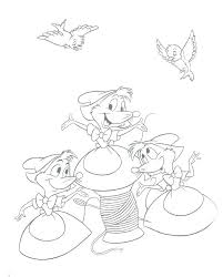 Cinderella Coloring Pages Free At Getdrawingscom Free For