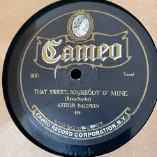 Arthur Baldwin / Al Simpson - That Sweet Somebody Of Mine / My Sweetie Went  Away (1923, Shellac) | Discogs