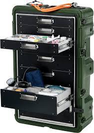 Medical Equipment Cases Medical Instrument Cases Custom Cases