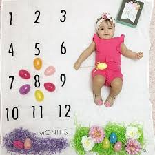 New Mom Baby Growth Pictures Baby Growth Chart Monthly Boy
