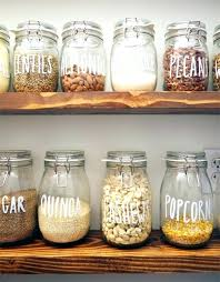 mason jar kitchen canisters glass kitchen canisters canister set fresh decorative kitchen storage canisters mason jar