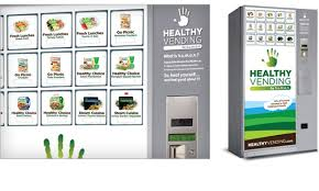 Cold Food Vending Machines For Sale Stunning HUMAN Healthy Vending Machines Buy Organic Vending Machines