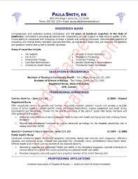 Registered Nurse Resume Classy Nurse Resume Samples For Registered Nurses Marieclaireindia
