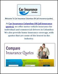nationwide insurance quote the downside risk of car insurance quotes columbus ohio