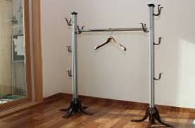 Make Standing Coat Rack Coat Rack Sell Diy Free Standing Heavy Duty Coat Rackchrome Al T 30