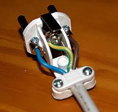 how to wire a spanish plug