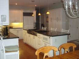 Kitchen Islands With Stove Mesmerizing Kitchen Island With Cooktop And Hood Pictures