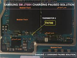 Samsung J7 Pro Display Light Solution Samsung Galaxy J7 Charging Paused Solution Jumpers Samsung